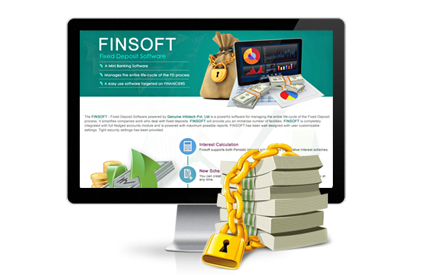 Fixed Deposit Software